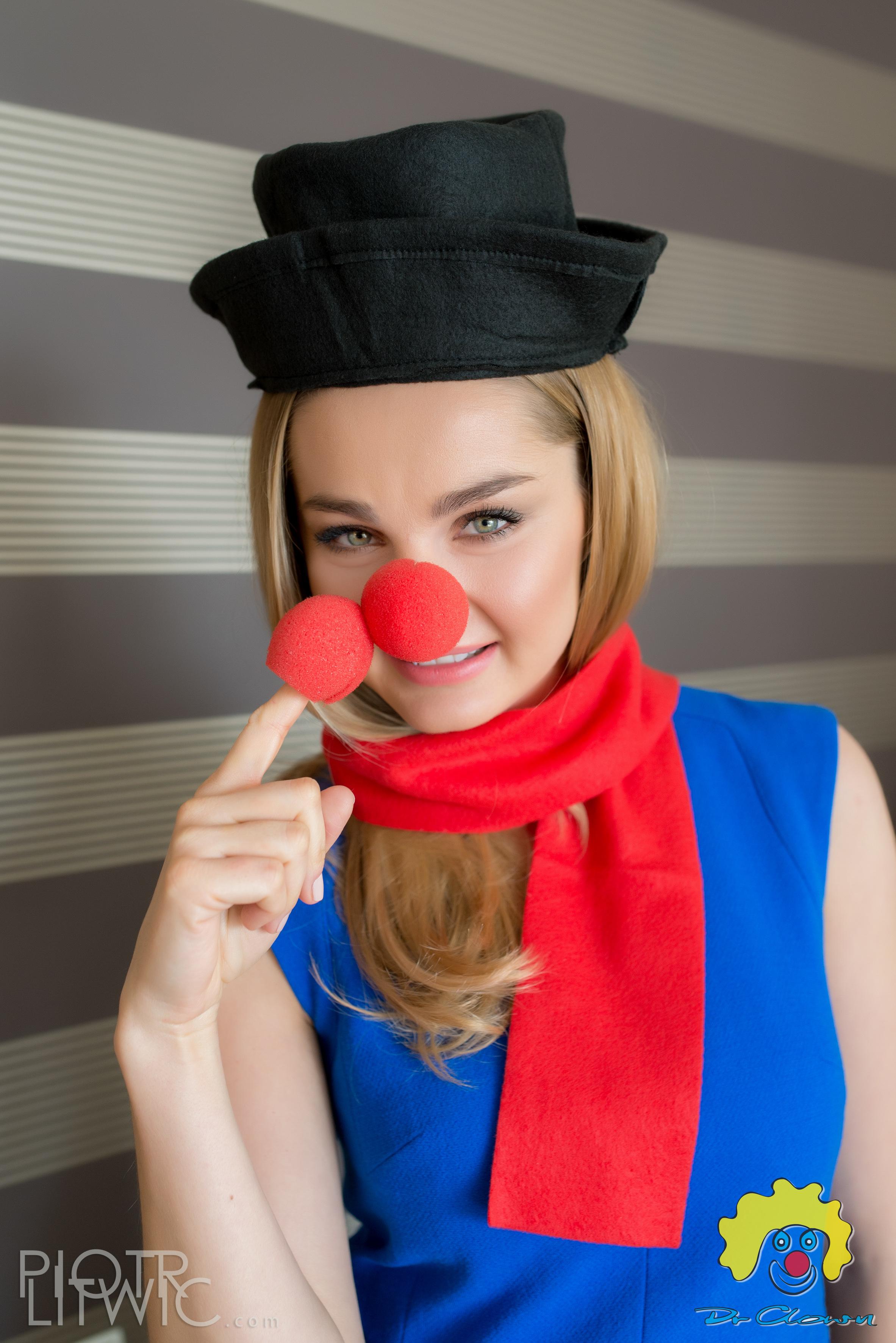 Małgorzata Socha, Fundacja Dr Clown, © PiotrLitwic.com